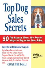 Top Dog Sales Book