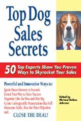 Top Dog Sales Book